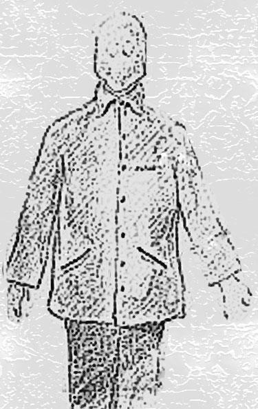 Rare Police Sketch of the East Area Rapist